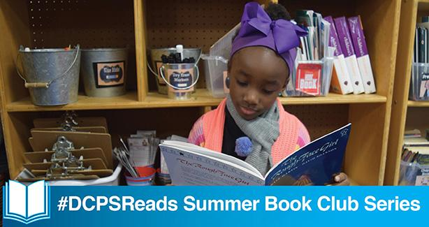 #DCPSReads Summer Book Club Series